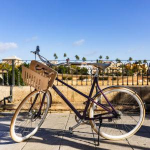 Le mille bici fatte con l'alluminio delle capsule del caffè