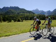 L'Alpe Adria nei pressi di Tarvisio