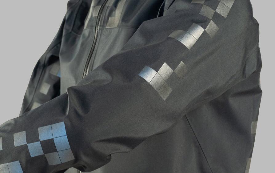 new arrival 99209 38c78 La giacchetta che protegge i ciclisti dalle auto a guida ...