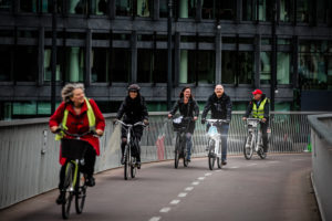 E-bike sharing: Copenaghen adotta un sistema sviluppato a Bari