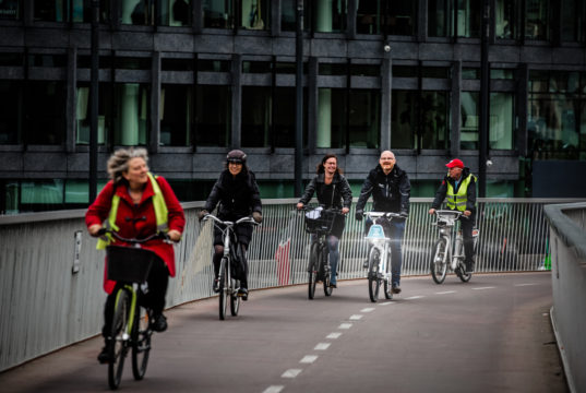 e-bike sharing Copenaghen