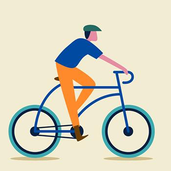 Tipi di ciclisti urbani - Il vintage
