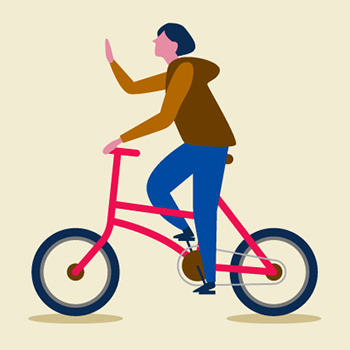 Tipi di ciclisti urbani - L'antagonista