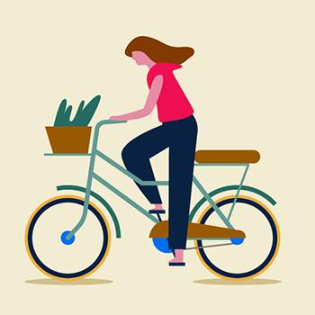 Tipi di ciclisti urbani - L'attivista