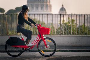 Jump, il bike sharing elettrico (e costoso) di Roma