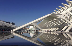 Cicloturismo invernale: con Jonas al sole di Valencia