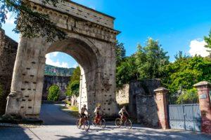 Ciclovie italiane: un crowdfunding per pedalare sui 900 km di Aida