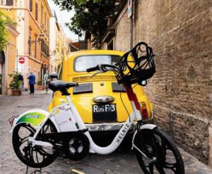 Un altro e-bike sharing per Roma: dopo Jump ecco Greta