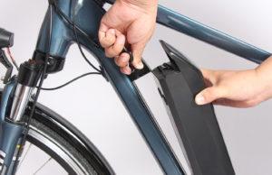 batteria di e-bike