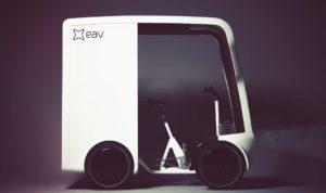 La e-cargo frigo che fa consegne a Londra
