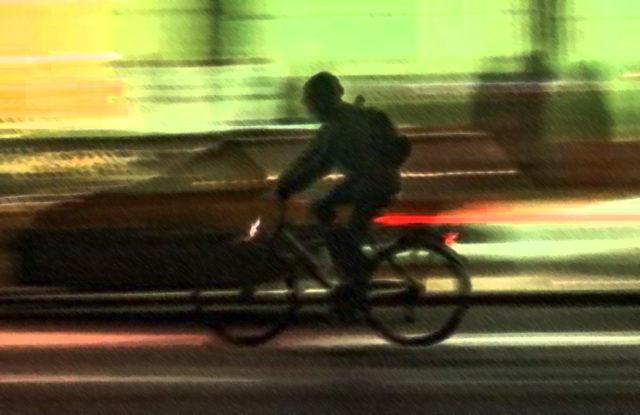 muoversi in bici