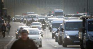 biossido azoto da auto diesel