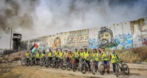 cycling palestine