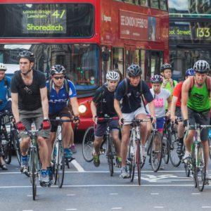Regno Unito e bici: impennata delle vendite e raddoppiano i ciclisti