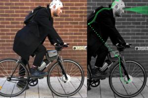Ena, la bici intelligente che legge nel cervello ed evita i pericoli