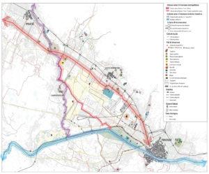 Firenze-Prato, progetto approvato. Sarà una highway ciclabile di 38 chilometri