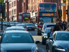 traffico a Londra