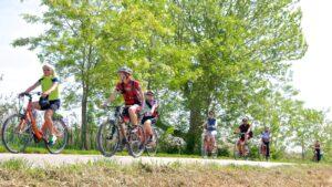 Il 3 ottobre è giorno di Girolaguna: bici più barca nella Laguna di Venezia