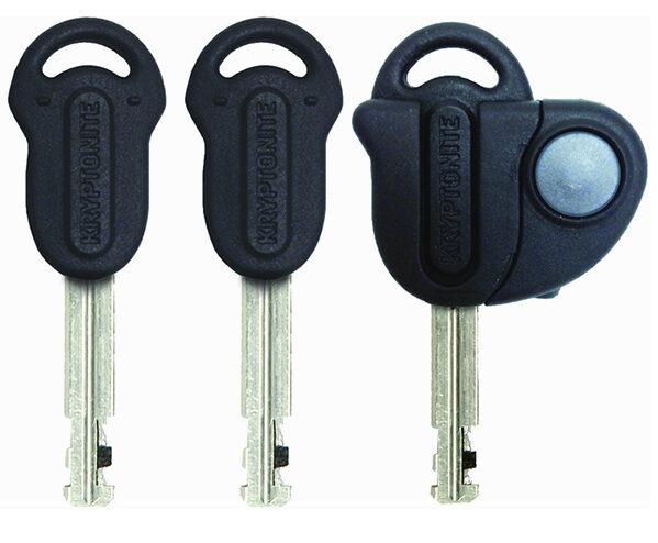 Kryptonite - chiavi