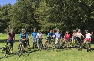 Weekend in bici: con Jonas a Trieste, in Lunigiana, in Ciociaria