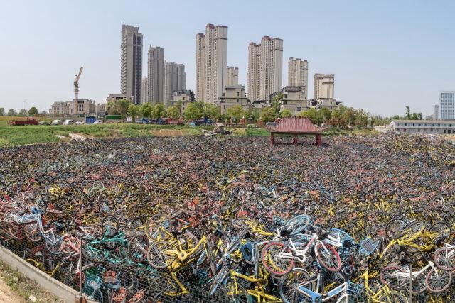 Cina e bici