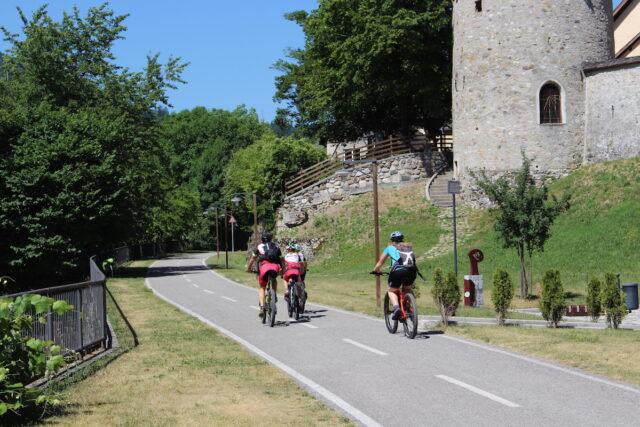 cicloturismo in Italia