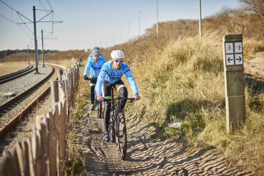 Lungo la costa delle Fiandre