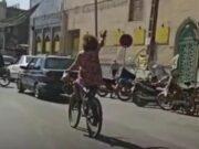 donne e bici