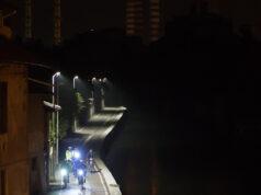 Bici nella notte