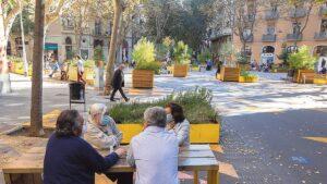 Eixample di Barcellona, avanti tutta verso una città car-free