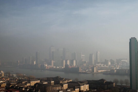 Inquinamento Regno Unito