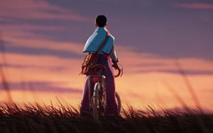 Season, un viaggio in bici salva il mondo. Nel nuovo gioco per PlayStation