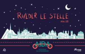 Una maglietta per sostenere Aida, la ciclovia dell'Alta Italia