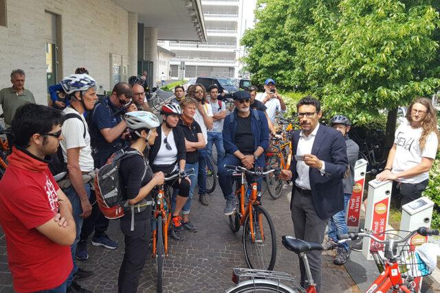 Esperto promotore della mobilità ciclistica