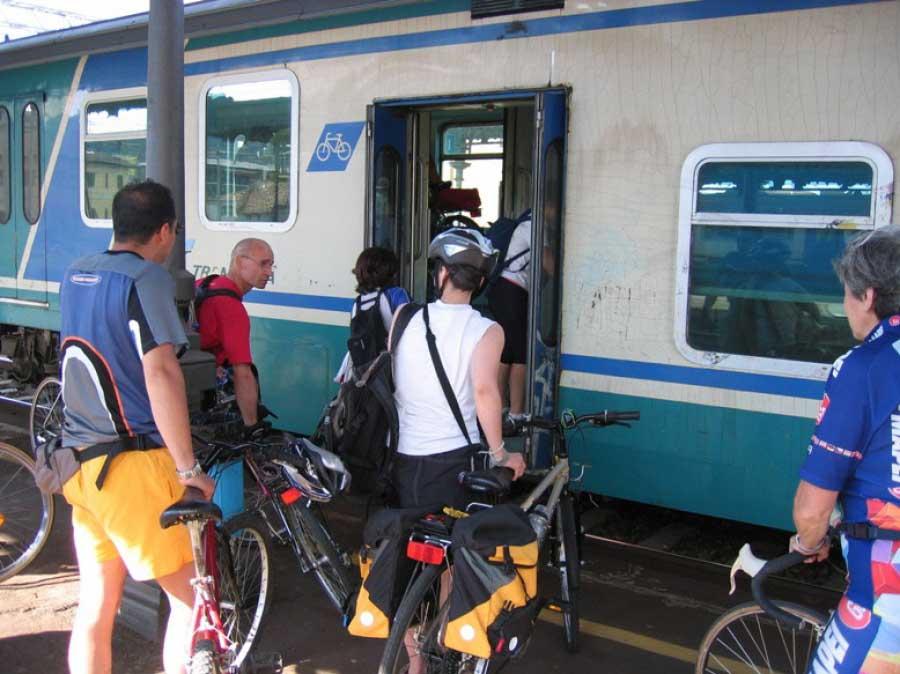 Bici sui treni