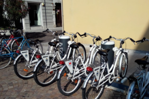 Gorizia, bike sharing transfrontaliero. Il progetto tra Italia e Slovenia