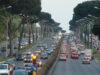 Viale Cristoforo Colombo a Roma.