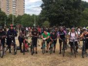 Donne in bici