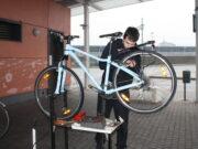 ciclofficina volante