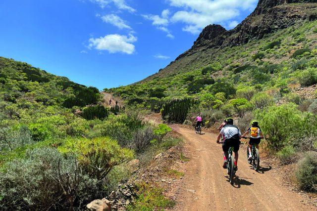 Gran Canaria in mtb