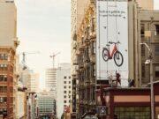 Biciclette sui muri