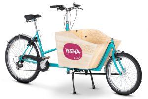 Cargo in vetrina: vi presentiamo Irena Bike, l'utilitaria