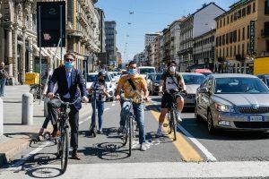 Milano tra i ComuniCiclabili Fiab: resterà tale dopo il voto di ottobre?