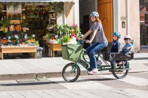 Bicicapace, più di una cargo bike
