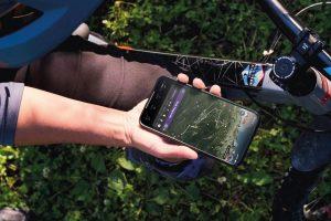 5 app più una per un cicloturismo social e informato