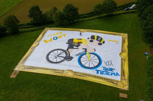 Tour de France tela